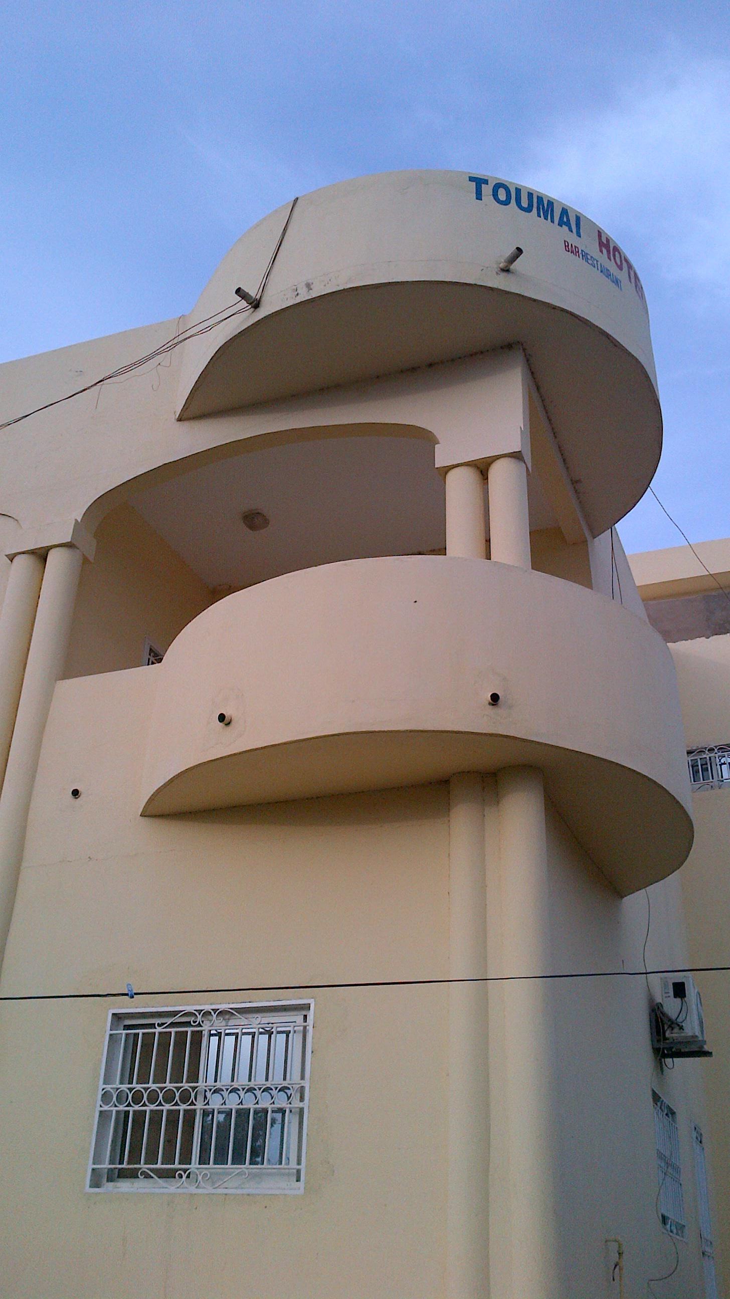 Toumai Hotel Ndjamena, Boulevard Sao, Moursal, Ndjamena, BP 2834, tchad